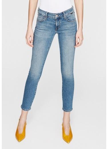 Mavi Jean Pantolon | Serena Ankle - Skinny Mavi